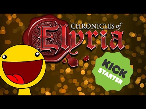 Caspian REACTS to Chronicles of Elyria's successful kickstar