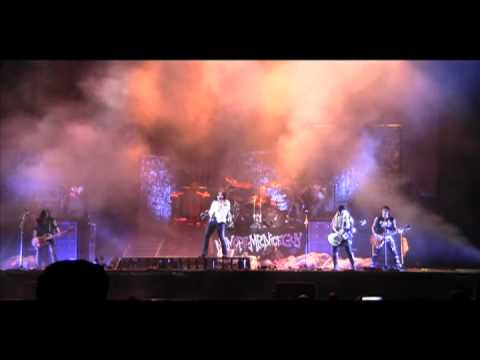 Alice Cooper -  Muscle Of Love @ Zappanale 23 / Heavy Guitar Day