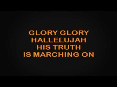 SC2023 02   Standard   Battle Hymn Of The Republic [karaoke]