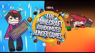 Minecraft but EVERY DROP is Randomized ft Mithzan Kiingtong & Castor