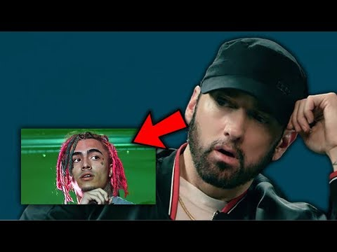 Eminem Reacts to