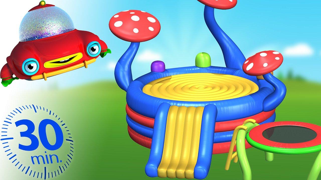 Trampolino - TuTiTu Toy Star del mese