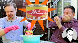 Surströmming Taste Test with Barry | Ashens