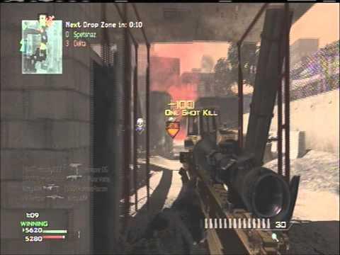 Modern Warfare 3 Quickscope Montage -vR LiiMiiTs/vR Temper Xbox 360