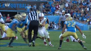 FOOTBALL IN 60: STANFORD AT UCLA - 9/24/16