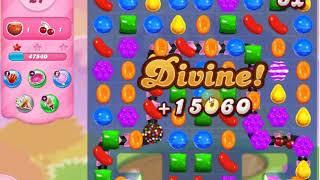 Candy Crush Saga Level 1354 Walkthrough | No Boosters