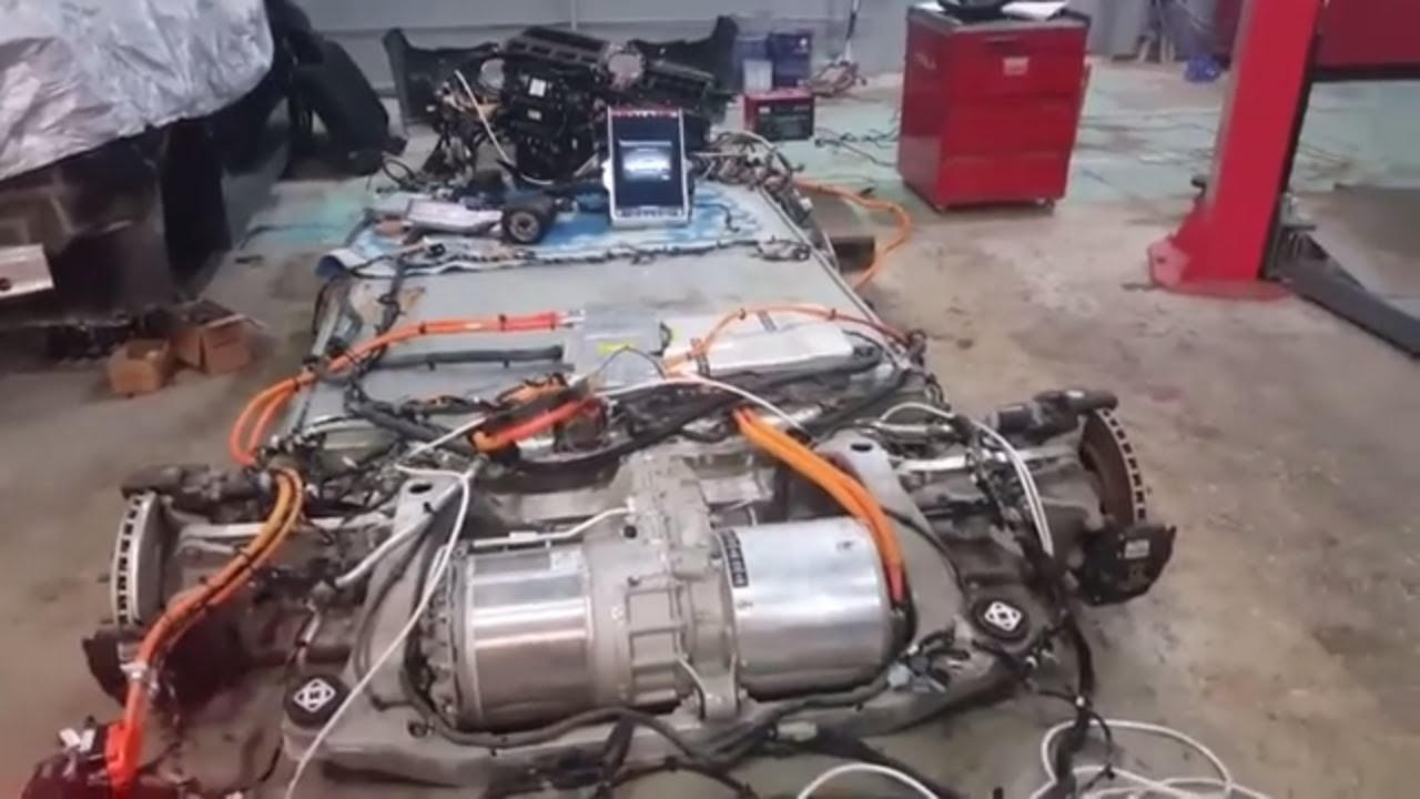 Tesla Performance Test Motor Review