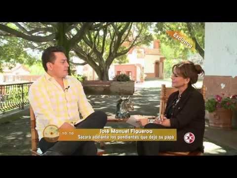 Entrevista con José Manuel Figueroa