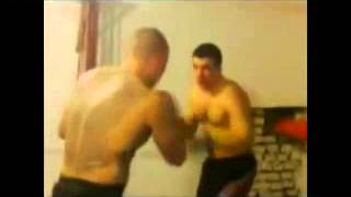 Подпольный бойцовский клуб