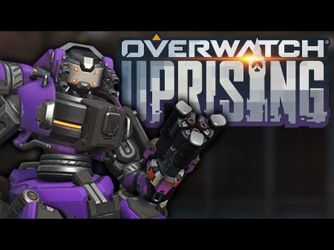 Overwatch UPRISING Stream!! | Special Event!! (CHAT NOT WORKING RIGHT)