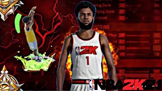 BEST GUARD BUILD IN NBA2K21! *NEW* OVERPOWERED DEMIGOD BUILD IN NBA2K21! BEST BUILD IN NBA2K21!