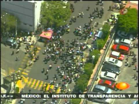 Mexico Terremoto 20 marzo 2012 Cronica completa Mexico City earthquake march 20th chronicle