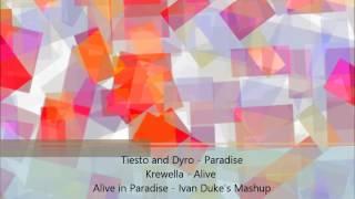 Tiesto & Dyro V.S Krewella - Alive in Paradise