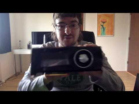 Unboxing The New Nvidia Titan Xp 2017
