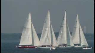 12 Meter Races in Narragansett Bay