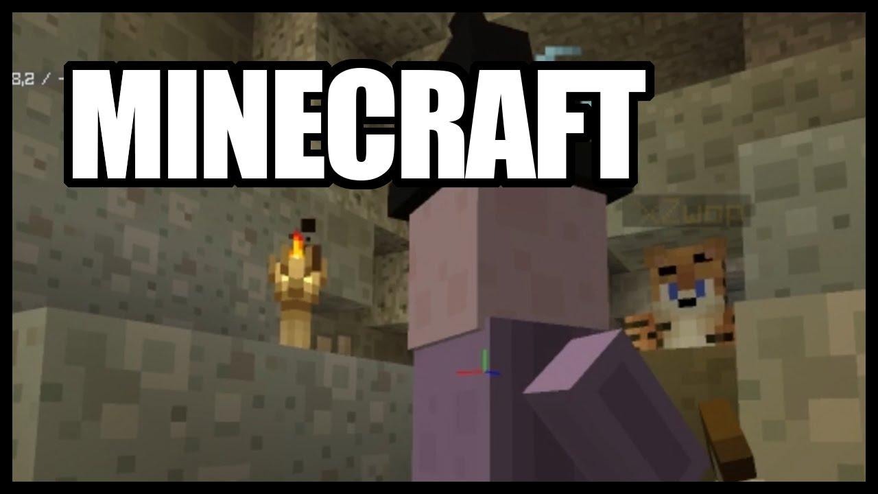 Minecraft la selle de cheval youtube - Cheval minecraft ...