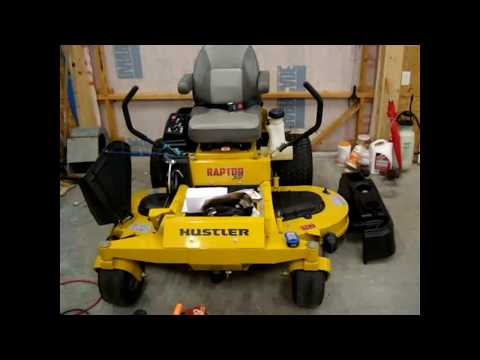 how to reset change oil light on cub cadet mower