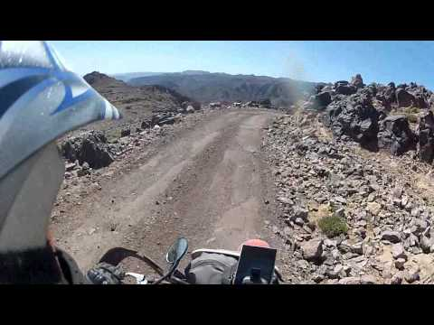 Raid moto Maroc J6 Ouarzazate  / Skoura vers Zagora -- 288 km - ME02052012