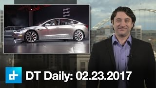 Factory spools up: Can Tesla hit the mark on Model III production?