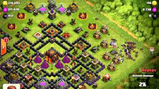 clash of clans ¨biggest trophy loss in champion league ever??? ouch!!!!....¨