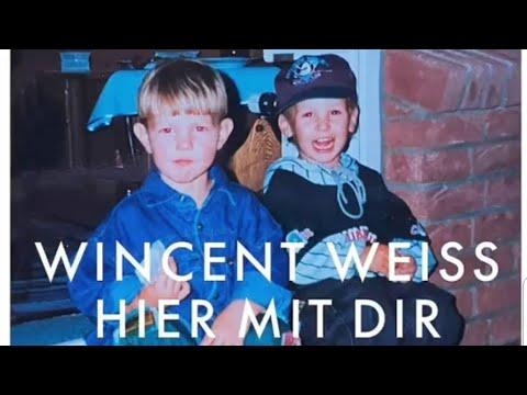 Hier mit dir - Wincent Weiss - Lyrics 😍❤