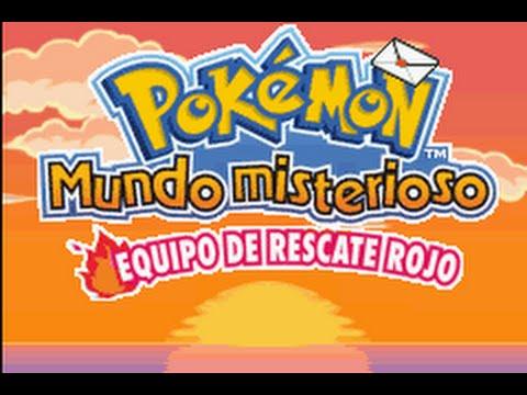 pokemon equipo de rescate rojo gba coolrom