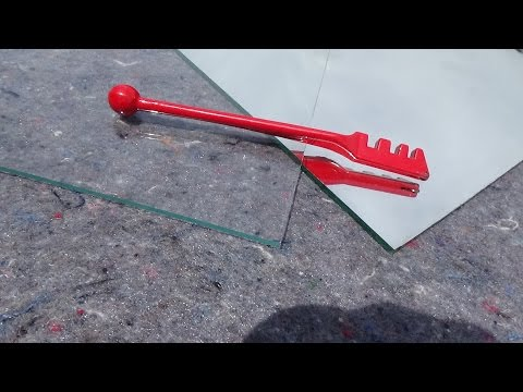 How to Cut Glass & Mirrors