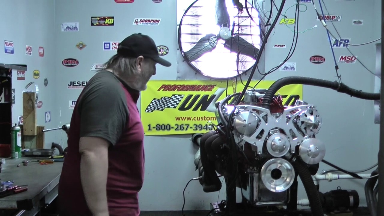 Ford 331 stroker crate engine youtube malvernweather Images