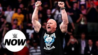 """Relive """"Stone Cold"""" Steve Austin's unreal return to Madison Square Garden: WWE Now"""