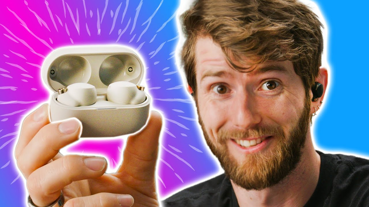 Download I'm ditching my AirPods Pros - Sony WF-1000XM4 Wireless Earbuds