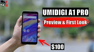 UMIDIGI A1 Pro Preview: IT IS VERY CHEAP TO BE TRUE