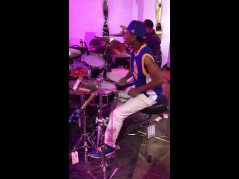 Jazz Jam At Sam Ash Music Store in Las Vegas NV