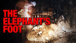 The Elephant's Foot - Corpse of Chernobyl