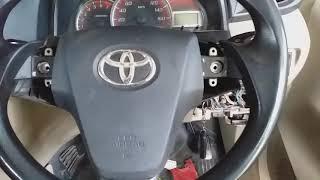 Melepas Airbag Avanza Part 2