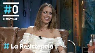 LA RESISTENCIA - Entrevista a Silvia Alonso   Parte 2   #LaResistencia 10.02.2020