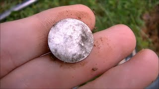 TREASURE FOUND! Metal Detecting Old Plantation House Part 1   DUG MY OLDEST SILVER RELIC EVER!