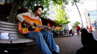 "Matt Rivers sings ""Jesus Christ"" in Asheville"