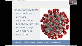 Legal Impact of COVID-19 on The Behavioral Health Industry: What You Need to Know