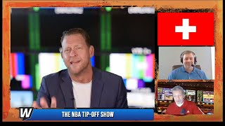NBA Picks and Predictions | WagerTalk's NBA Tip-Off Show for Thursday, April 8