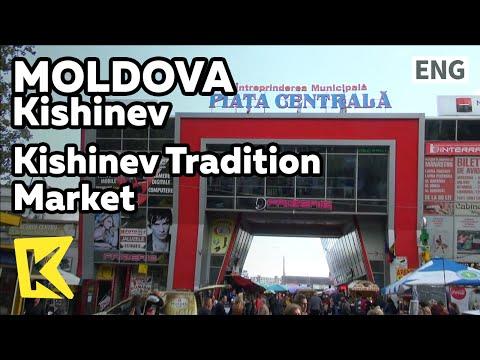 【K】Moldova Travel-Kishinev[몰도바 여행-키시너우]200년 전통의 키시너우 전통시장/Tradition/Market/Salt/Sheep Cheese