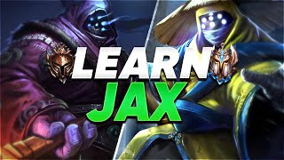 The ONLY Jax Guİde You Need in UNDER 5 MINUTES