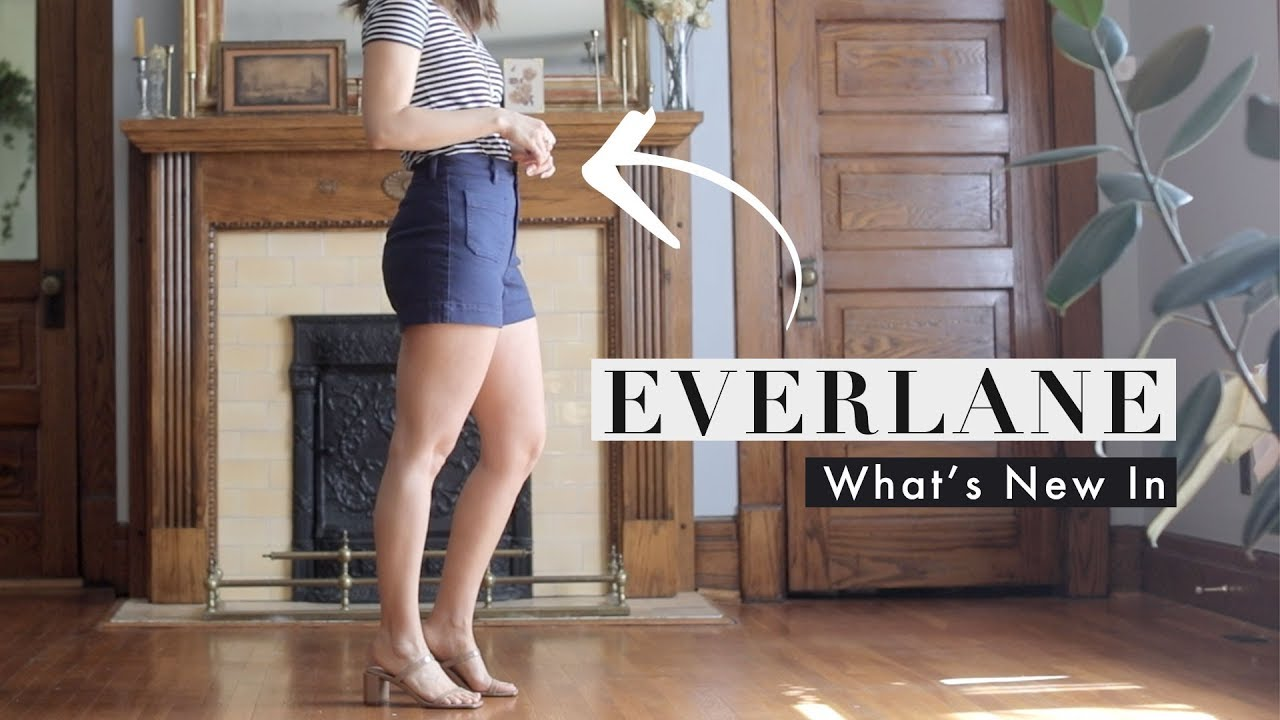 Everlane Summer Outfits - What's New In | AD 3
