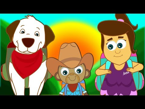 The Adventures Of Annie and Ben: Birthday Surprise Part 1 New Episode For Kids by HooplaKidz