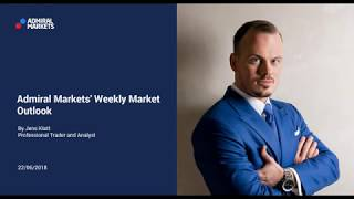 Weekly Market Outlook: Prepare for the Forex & CFD trading week