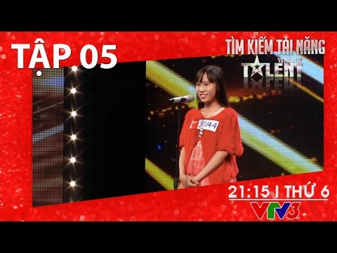 [FULL HD] Vietnam's Got Talent 2016 – TẬP 5 (29/01/2016)