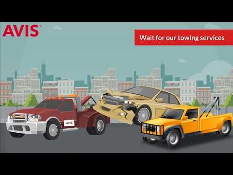 Avis Malaysia - Rental Car Accident Guide
