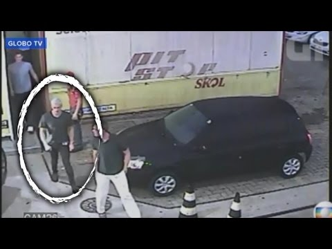 Surveillance Video Shows Ryan Lochte and Teammates Made Up Robbery Story: Report