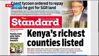 Kenya's richest counties listed: Nairobi, Meru & Nyeri leading the pack in jobs, housing & education