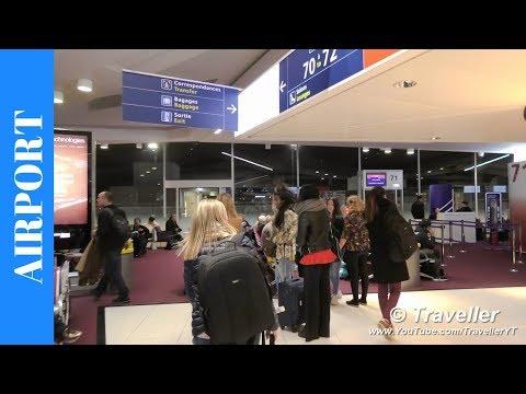 Inside Paris Charles de Gaulle Airport  Terminal 1 - Departure - Airport Information Travel video