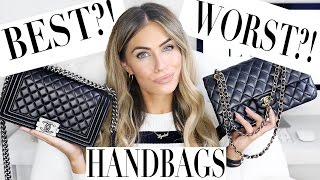 BEST & WORST DESIGNER HANDBAGS | CHANEL, YSL, BULGARI, LOUIS VUITTON | Lydia Elise Millen